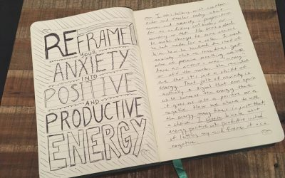 Reframe Your Anxiety Into Energy…